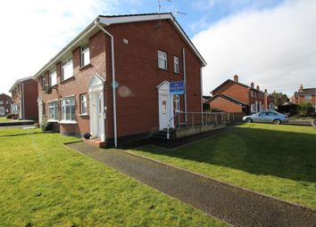 Thumbnail 2 bed flat to rent in Ashbury Avenue, Bangor