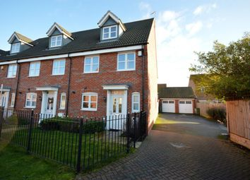 Thumbnail 4 bed semi-detached house to rent in Old Church Road, Enderby, Leicester