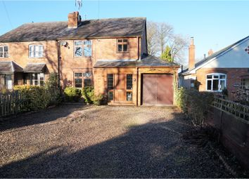 Thumbnail 3 bed semi-detached house for sale in Case Lane, Hatton