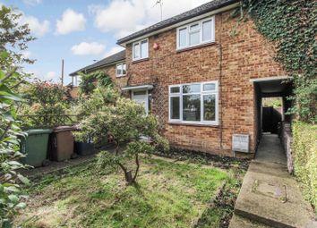 Thumbnail 3 bed terraced house to rent in Newark Green, Borehamwood