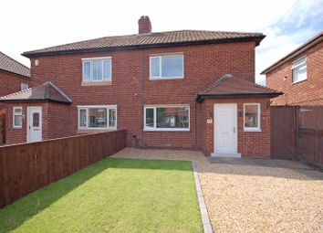 Thumbnail 2 bed semi-detached house for sale in Farne Road, Newcastle Upon Tyne