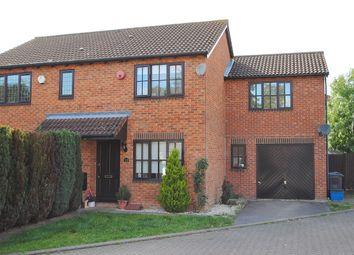 3 bed semi-detached house for sale in Blenheim Court, Bishop's Stortford, Hertfordshire CM23