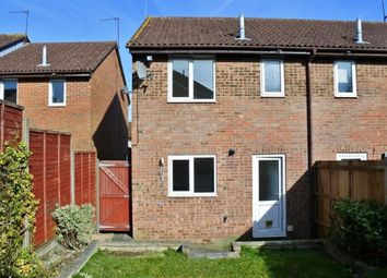 Thumbnail 2 bed terraced house to rent in Cropmark Way, Basingstoke