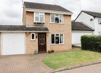 Thumbnail 3 bedroom link-detached house for sale in Stokesay Court, Longthorpe, Peterborough