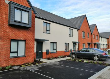 Thumbnail 2 bed terraced house for sale in Clos Dinas, Barry