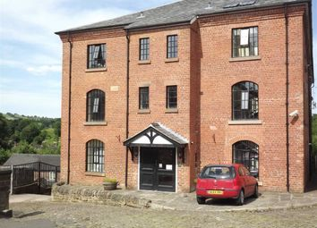 Thumbnail 2 bedroom flat to rent in Shade Mill, Leek, Leek