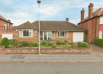Thumbnail 2 bed detached bungalow for sale in Castleton Avenue, Arnold, Nottingham