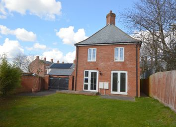 Thumbnail 2 bedroom detached house for sale in Masterson Street, Exeter