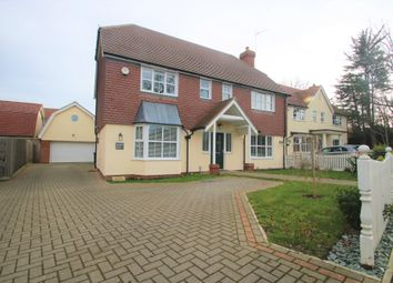 4 bed detached house for sale in Church Road, Hockley SS5