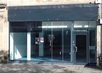 Thumbnail Retail premises for sale in High Street, Elgin