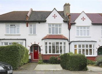 Thumbnail 3 bed terraced house for sale in Cromwell Road, Finchley, London