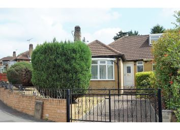 Thumbnail 2 bed semi-detached bungalow for sale in Carr Manor Road, Moortown