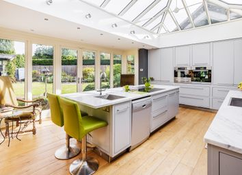 Thumbnail 5 bed detached house for sale in Summersbury Drive, Shalford, Guildford, Surrey