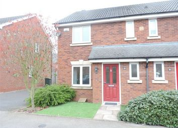 Thumbnail 3 bed semi-detached house to rent in Manhattan Way, Bannerbrook Park, Coventry, West Midlands