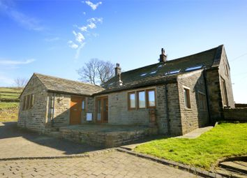 Thumbnail 2 bed mews house for sale in Raw End Road, Warley, Halifax