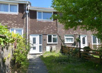 Thumbnail 2 bed terraced house for sale in Trem Y Mor, Brackla, Bridgend, Mid Glamorgan