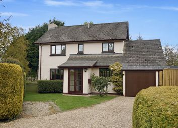 Thumbnail 3 bed detached house for sale in Broadwoodkelly, Devon