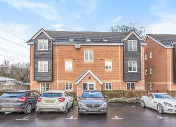 Thumbnail 2 bed flat for sale in Howell Close, Arborfield, Berkshire