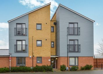 Thumbnail 2 bedroom flat for sale in Wodell Drive, Stratford Park, Wolverton