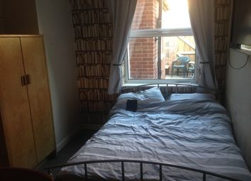 Thumbnail 3 bed terraced house to rent in Wimbourne Road, Nottingham