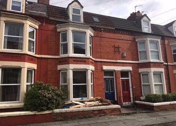 Thumbnail 6 bedroom semi-detached house to rent in Ampthill Road, Aigburth, Liverpool