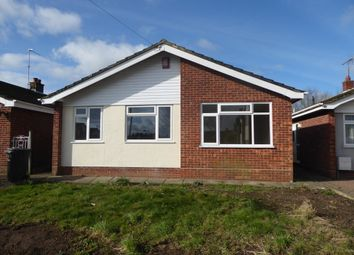 Thumbnail 3 bedroom detached bungalow for sale in Dorothy Hodgkin Court, Beccles