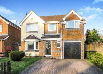 Thumbnail 4 bed detached house for sale in Olympic Way, Fair Oak, Eastleigh