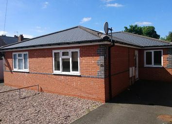 Thumbnail 2 bed bungalow to rent in Ashley Street, Bilston