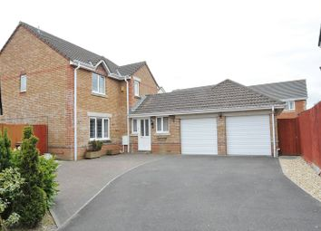 Thumbnail 4 bed detached house for sale in Kimberly Drive, Plymouth