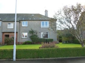 Thumbnail 2 bed flat to rent in Tom Morris Drive, St Andrews, Fife