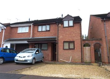 Thumbnail 5 bed semi-detached house to rent in Nuffield Close, Worcester