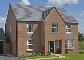 "Thumbnail 4 bed detached house for sale in ""Winstone"" at Walton Road, Drakelow, Burton-On-Trent"