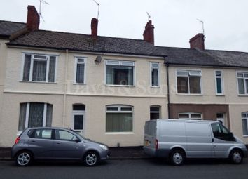 Thumbnail 2 bed terraced house to rent in Aston Crescent, Newport