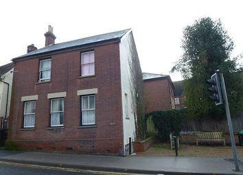 Thumbnail 2 bedroom flat to rent in Ipswich Street, Stowmarket