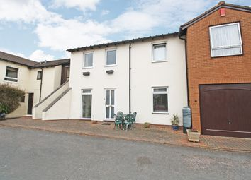 Thumbnail 2 bed flat for sale in Pound Close, Topsham, Exeter