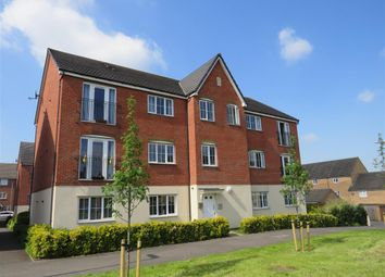Thumbnail 2 bed flat to rent in Wessington Court, Grantham