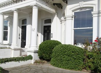 Thumbnail 1 bedroom flat to rent in Marine Parade, Worthing