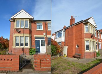 Thumbnail 3 bed semi-detached house for sale in Gildabrook Road, South Shore, Blackpool