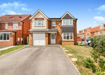 Thumbnail 5 bed detached house for sale in Grenadier Close, Stockton-On-Tees