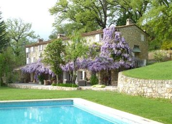 Thumbnail 5 bed property for sale in Chateauneuf-De-Grasse, French Riviera, 06740