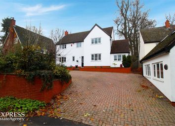 Thumbnail 3 bed detached house for sale in Brownsover Lane, Rugby, Warwickshire