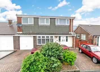 Thumbnail 5 bed semi-detached house for sale in Bakewell Road, Burtonwood, Warrington, Cheshire
