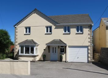 Thumbnail 4 bed detached house for sale in Crown Road, Whitemoor, St. Austell