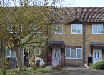 Thumbnail 1 bed terraced house to rent in Stockley Close, Haverhill
