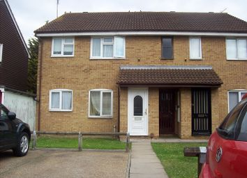 Thumbnail 2 bed flat to rent in Burns Place, Tilbury