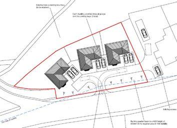 Thumbnail Land for sale in New Road, Gellihaf, Pontllanfraith