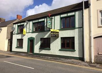 Thumbnail Restaurant/cafe to let in Black Horse, 26 Water Street, Carmarthen, Carmarthenshire
