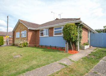 Thumbnail 2 bedroom semi-detached bungalow for sale in Streetfield, Herne Bay