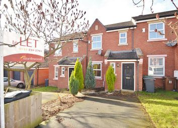 Thumbnail 3 bedroom town house to rent in Teale Drive, Mansion Gate, Chapel Allerton, Leeds