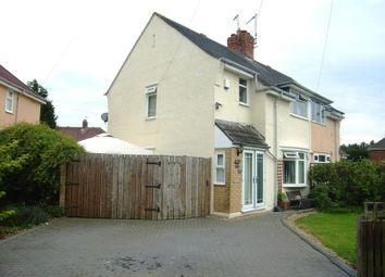 Thumbnail 3 bed semi-detached house to rent in 21st Avenue, Hull